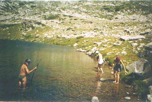 chistene na ezero